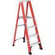 Twin Platform Stepladder