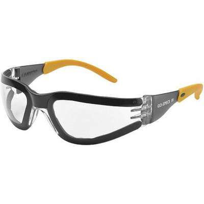 Go-Specs III Anti-Fog Safety Glasses , Clear Lens Color