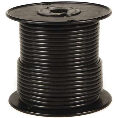 100 ft. GPT, PVC Primary Wire with 1 Conductor(s), 20 AWG Wire Size, 60V Max. Voltage; Black