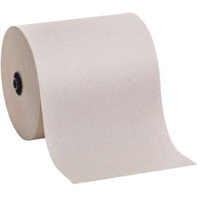 enMotion® Hardwound Paper Towel Roll; 1-Ply, 700 ft., Brown
