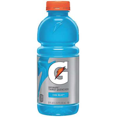 Original Cool Blue Gatorade® G Series Ready to Drink Sports Drink