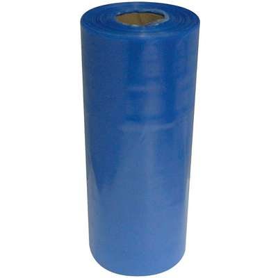 "Stretch Wrap, Machine Dispensed, 1-Side Cling, VCI, 20"" x 4500 ft., Gauge: 100, Blue"