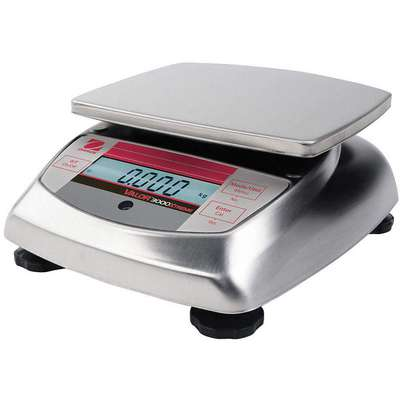 1.1 lb. Digital LCD Compact Bench Scale