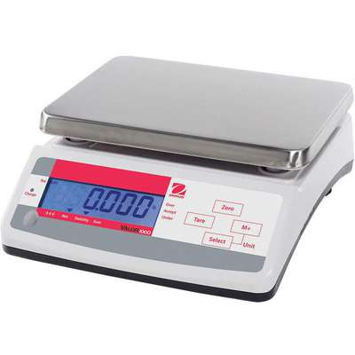 66 lb. Digital LCD Compact Bench Scale