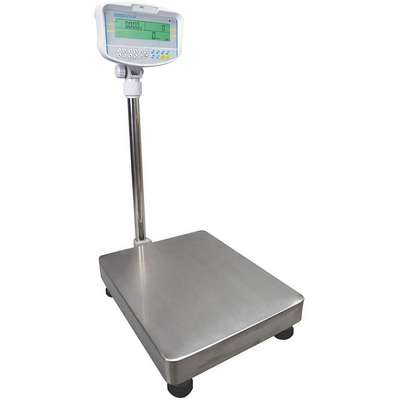 75kg/165 lb. Digital LCD Compact Bench Scale