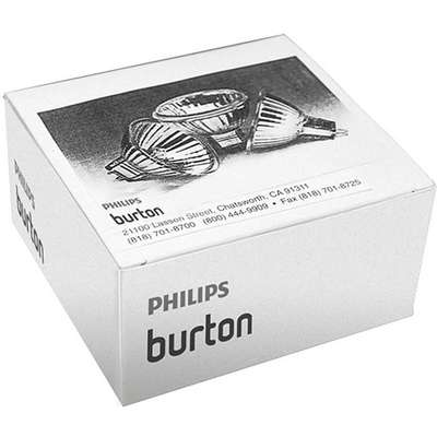50 Watts Halogen Light Bulb, T11, 2-Pin (GY6.35), 900 Lumens, 4200K Bulb Color Temp.
