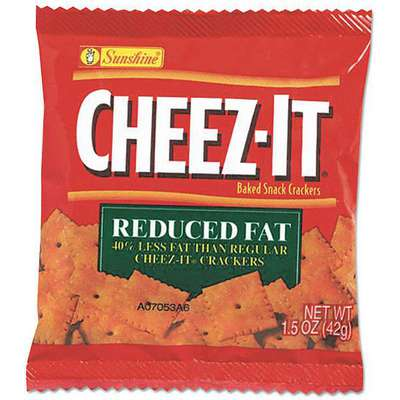 1.5 oz. Sunshine® Cheez-It® Reduced Fat Crackers