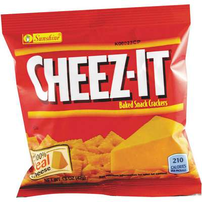 1.5 oz. White Cheddar Sunshine® Cheez-It® Crackers