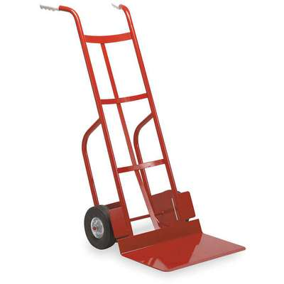 Bag Hand Truck, Dual Grip, 500 lb. Overall Height 45