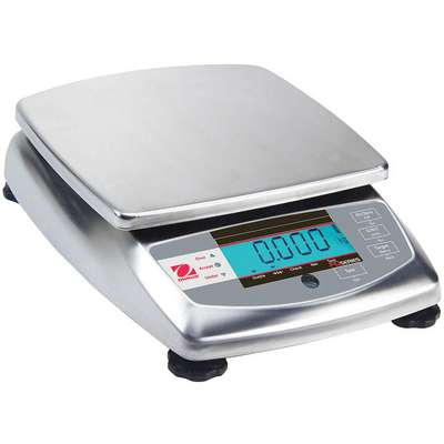 3kg/6 lb. Digital LCD Compact Bench Scale