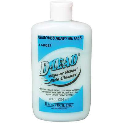 D-Lead Liquid Hand Cleaner; 8 oz., Apple/Orange Scented