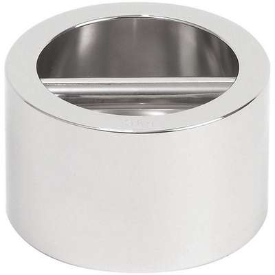 5kg Calibration Weight, Grip Handle Style, Class 1, Accredited, Stainless Steel