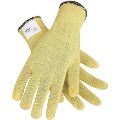 Cut-Resistant Gloves, S, A2 ANSI/ISEA Cut Level, Uncoated, Uncoated Glove Coating Material