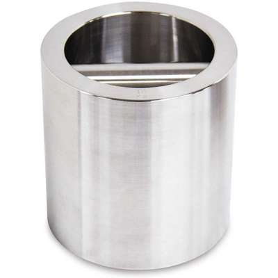 10kg Calibration Weight, Grip Handle Style, Class F, Traceable - Accredited, Stainless Steel