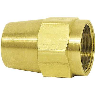 1361 X 12 Air Brake Nut Brass Fitting