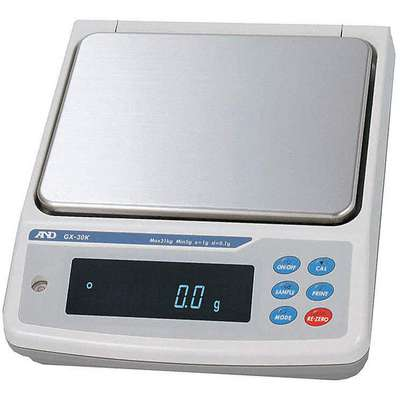 12kg Digital VFD Compact Bench Scale