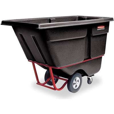 Black Tilt Truck, 13.5 cu. ft. Capacity, 850 lb. Load Capacity