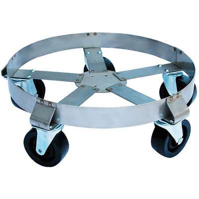 Drum Dolly,1100 lb.,8-3/4 In H,55 gal.