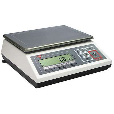 6200g Digital LCD Compact Bench Scale