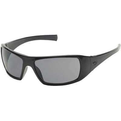 Goliath Scratch-Resistant Safety Glasses , Gray Lens Color