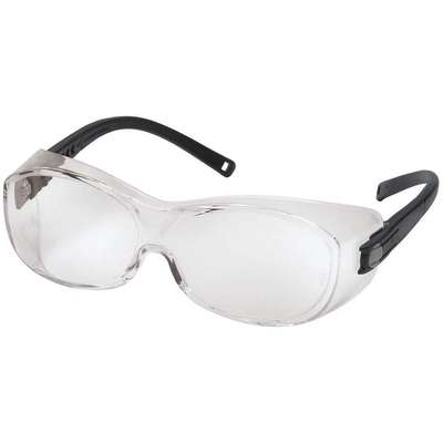 OTS® Anti-Fog, Anti-Static, Scratch-Resistant Safety Glasses , Clear Lens Color