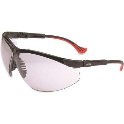 Genesis XC HydroShield Anti-Fog, Hydrophilic, Hydrophobic, Scratch-Resistant Safety Glasses, 50% Gra