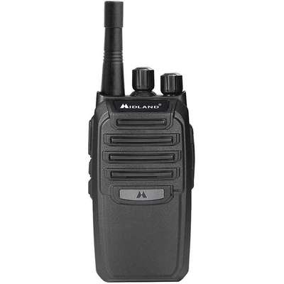 Handheld Portable Two Way Radio, BIZ TALK BIZTALK, 16, UHF, Analog, LCD