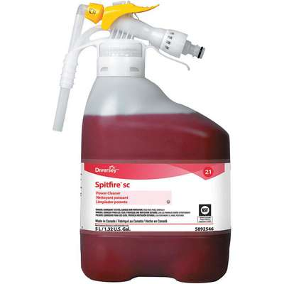 Heavy Duty All Purpose Cleaner For Use With J-FlxRTD Chemical Dispenser, 9180890 EA