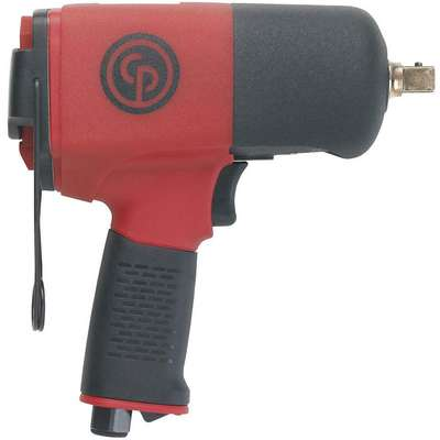 "Industrial Duty Air Impact Wrench, 1/2"" Square Drive Size 110 to 553 ft.-lb."