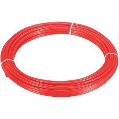 "250 ft. Red Nylon Tubing, 5/32"" Outside Dia., 7/64"" Inside Dia."