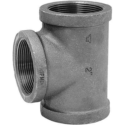 "Tee, FNPT, 2"" Pipe Size - Pipe Fitting"