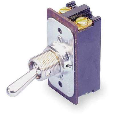 Toggle Switch, Number of Connections: 4, Switch Function: On/Off