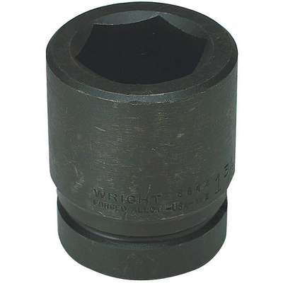 Impact Socket, 1 In Dr, 2-15/16 In, 6 pt