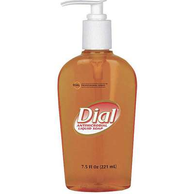 Dial Liquid Hand Soap; 7.5 oz., Floral Scented