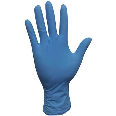 Nitrile, Disposable Gloves, S, Powder-Free, 4.5 mil Palm Thickness