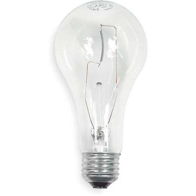 200 Watts Incandescent Lamp, A21, Medium Screw (E26), 3780 Lumens, 2900K Bulb Color Temp., 1 EA