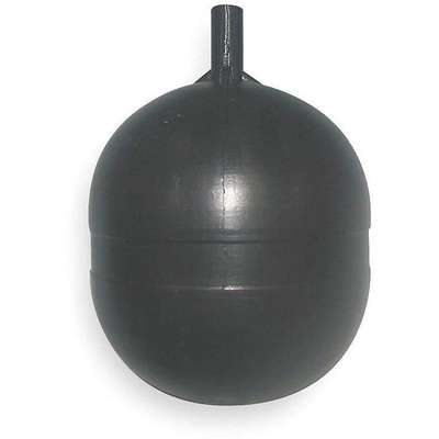 "Round Float Ball, 4"" dia., Polyethylene"