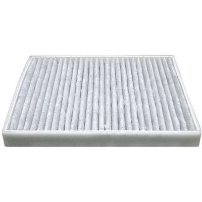 "Air Filter, Element Only, Rectangular, 1"" Height, 10-5/8"" Length"