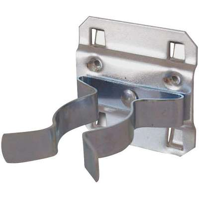 Steel Extended Spring Clip, Hanging Mounting Type, Silver, Finish: Bright Zinc