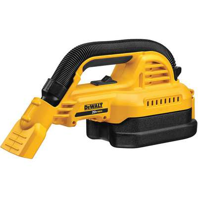 Dewalt DCV517B 20V  MAX® Cordless Vacuum with 0.5 Gallon. Tank, HEPA Filter Type