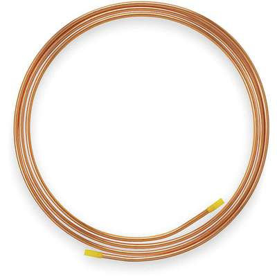 "50 ft. Soft Coil Copper Tubing, 1/8"" Outside Dia., 0.065"" Inside Dia."