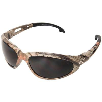 Dakura Scratch-Resistant Polarized Safety Glasses , Smoke Lens Color