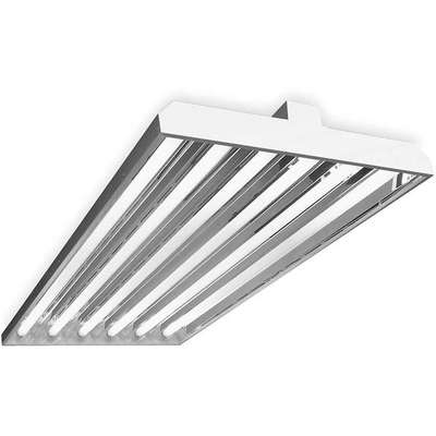 "48"" x 24"" x 4-3/4"" Linear High Bay with Wide Light Distribution"