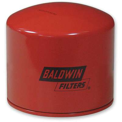 Oil Filter, Spin-On Filter Design