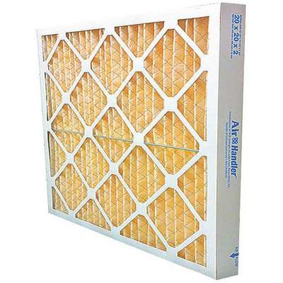 16x24x2 MERV 10 High Strength Pleated Air Filters