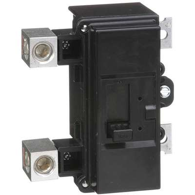Bolt On Circuit Breaker, 100 Amps, Number of Poles: 2, 240VAC AC Voltage Rating