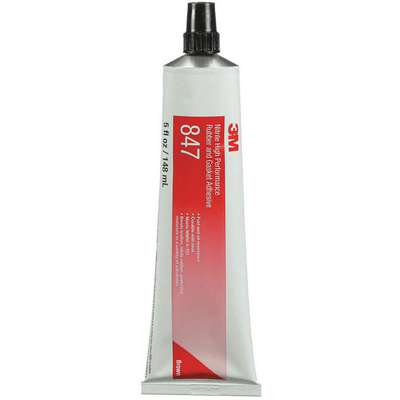 For Rubber and Gaskets Brown Gasket Sealant, 5 oz.