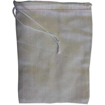 "10""L x 6""W Drawstring Parts Bag; No. of Drawstrings: 1, Write on Surface: No"