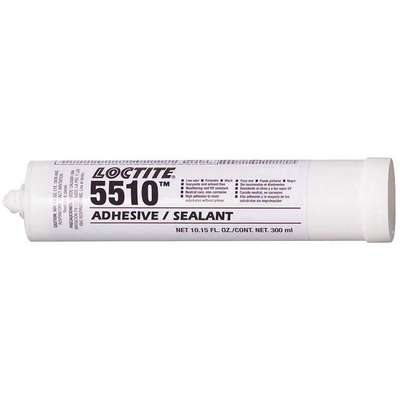 Clear Adhesive Sealant, 1-Part, Silane Modified Polymer, 300mL Cartridge Cartridge