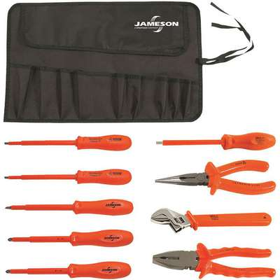 9-PC Insulated Tool Kit
